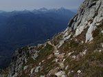 Alpine trails up high on Pugh