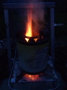 Hobo hybrid burning brightly!