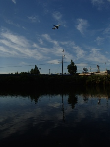 Jet City river