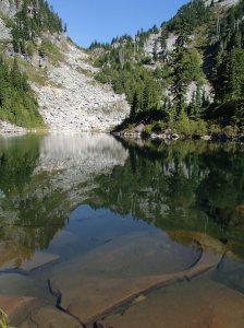 Behr Gap from Bear Lake