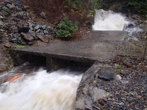 Rockdale Creek rip roarin'